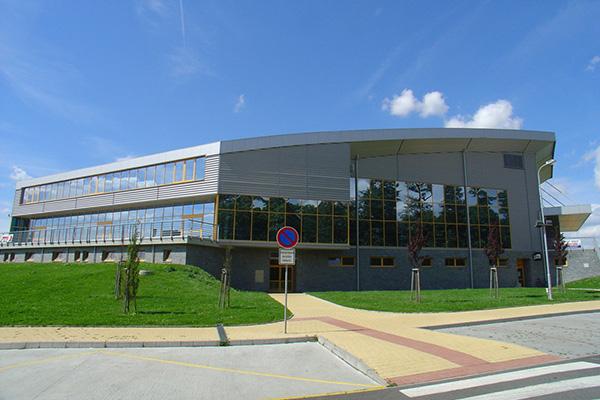 Víceúčelová sportovní hala Opava