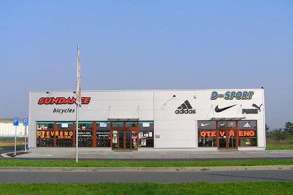 Prodejna SUNDANCE Opava