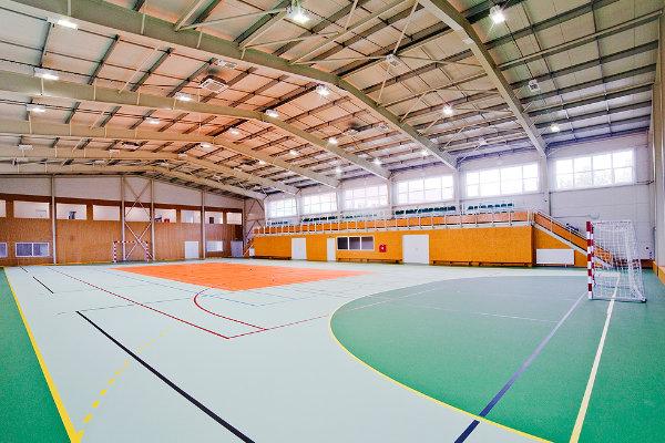 Montované sportovní haly